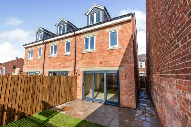 Thumbnail Terraced house for sale in Merchants Place, Romanby Road, Northallerton