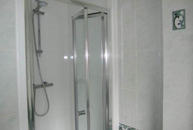 Shower of Monkswell Road, Exeter EX4