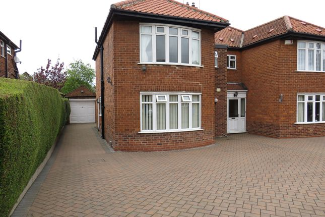 Thumbnail Semi-detached house for sale in St Andrews Mount, Kirk Ella, Hull