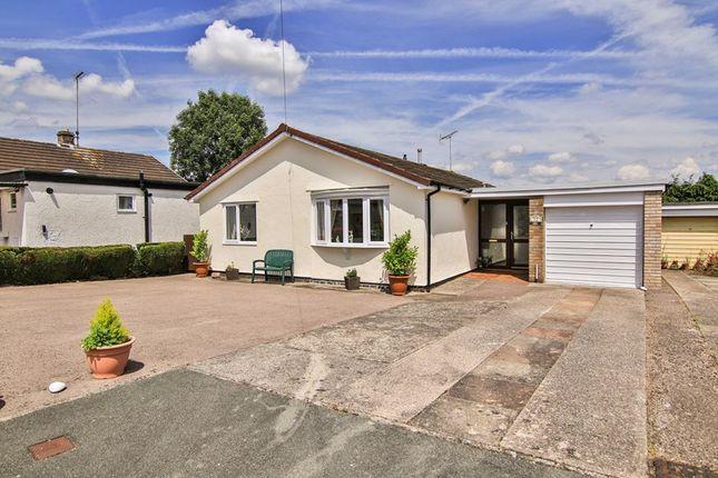 Thumbnail Detached bungalow for sale in Ashgrove, Llanellen, Abergavenny