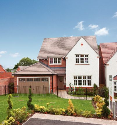 Thumbnail Detached house for sale in Mawson Way, Westward Ho Crescent, Newport