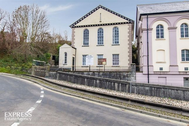 Thumbnail Detached house for sale in Prendergast, Haverfordwest, Pembrokeshire