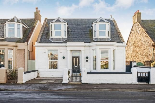 Thumbnail Detached house for sale in Melbourne Road, Saltcoats, North Ayrshire, Scotland
