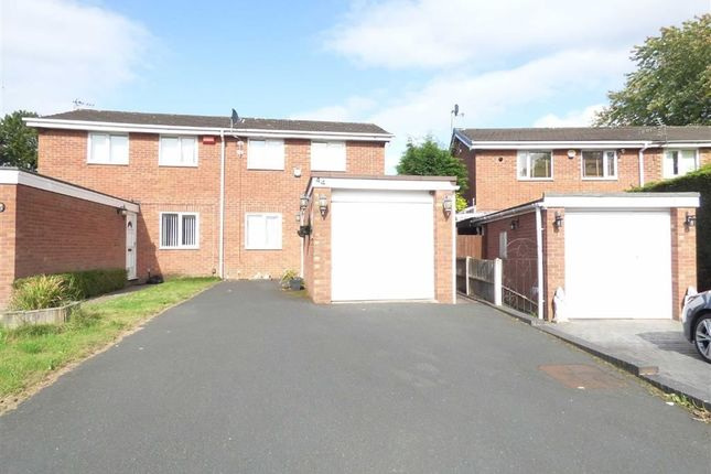 Semi-detached house for sale in Lambeth Drive, Stirchley, Telford, Shropshire