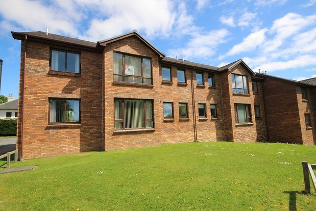 Thumbnail Flat for sale in 29 Stratherrick Park, Drummond, Inverness