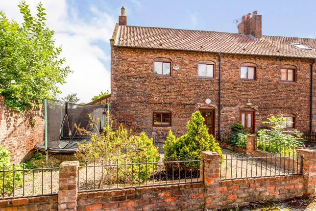 Thumbnail End terrace house for sale in Poplar Court, Yarm, Durham