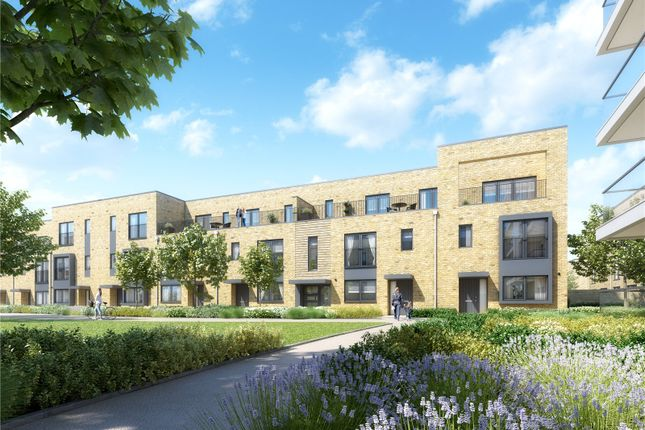 Thumbnail Flat for sale in Aura, Long Road, Cambridge
