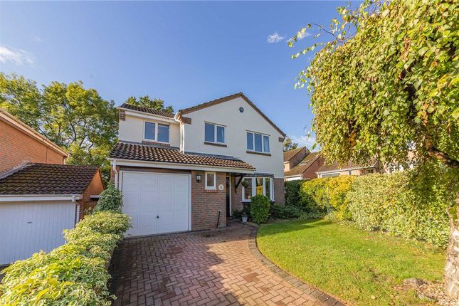 4 bed detached house for sale in Chaffinch Close, Wokingham, Berkshire RG41