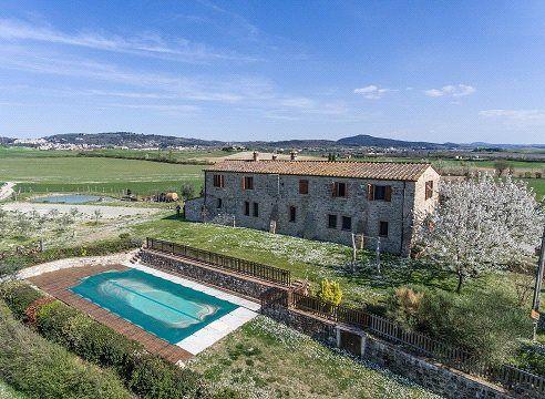 Picture No. 02 of La Pievina, Asciano, Tuscany