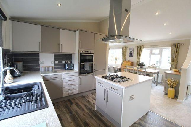 Kitchen of Woodlands Park, Almondsbury, Bristol BS32