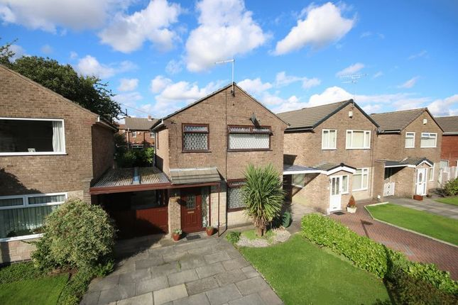 Thumbnail Detached house for sale in Windale, Walkden, Manchester