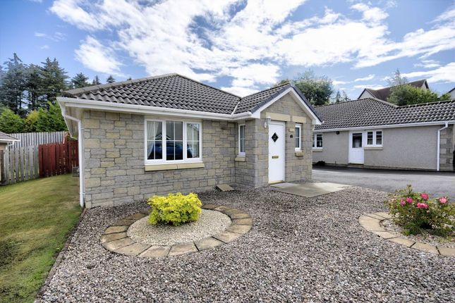 Thumbnail Detached bungalow for sale in 31 Rowan Grove, Smithton, Inverness