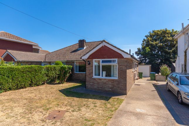 Thumbnail Bungalow for sale in Ambleside Avenue, Peacehaven