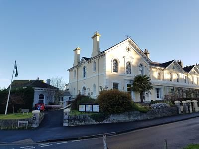 Thumbnail Commercial property for sale in Town Hall, 9 Devon Square, Newton Abbot, Devon