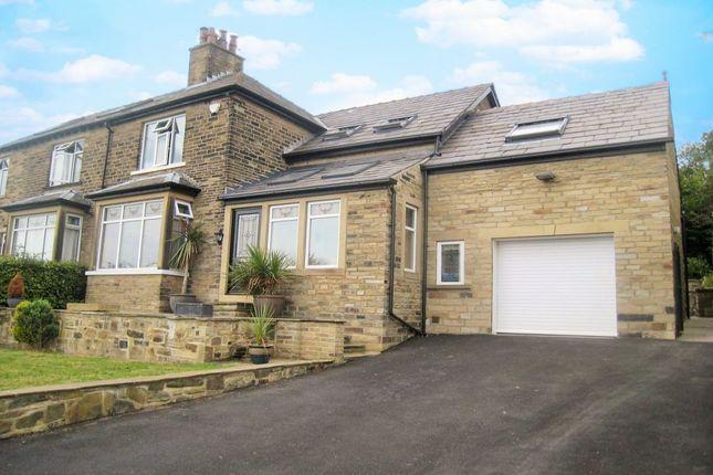 Thumbnail Semi-detached house for sale in Belmont Rise, Baildon, Shipley