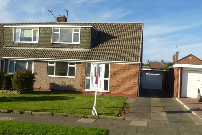 Thumbnail Bungalow to rent in Kesteven Road, Hartlepool