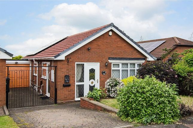 Thumbnail Detached bungalow for sale in Chase Vale, Burntwood