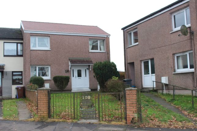 Thumbnail Semi-detached house for sale in Oronsay Avenue, Port Glasgow