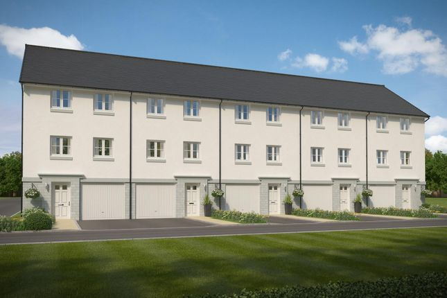 """Thumbnail Terraced house for sale in """"Lauriston"""" at Berryden Road, Aberdeen"""