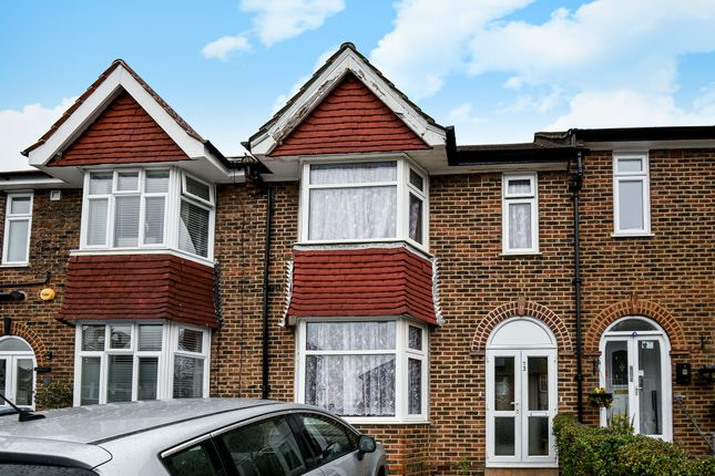 Thumbnail Terraced house for sale in Furthergreeen Road, Catford
