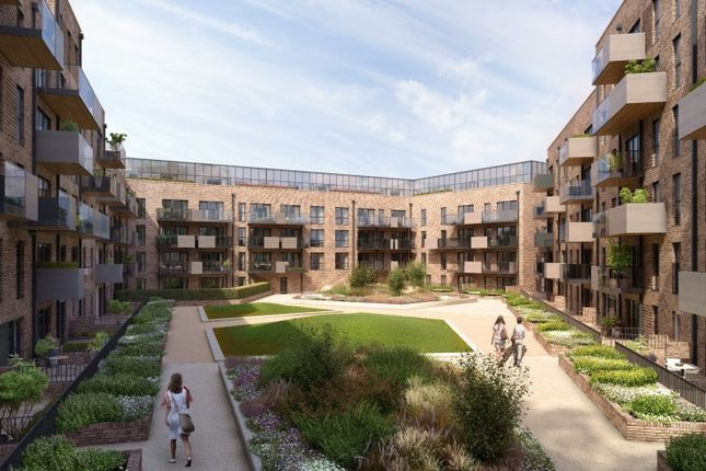 "Thumbnail Flat for sale in ""Apartment"" at Broomsleigh Business Park, Worsley Bridge Road, London"