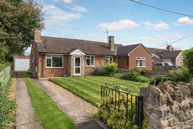 Thumbnail Semi-detached bungalow for sale in Church Street, Olney, Buckinghamshire
