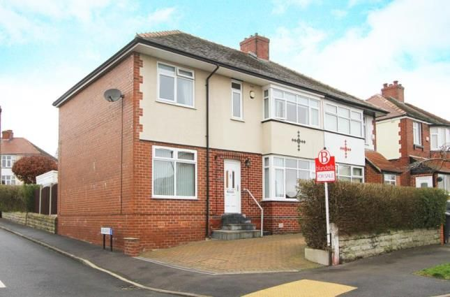 Thumbnail Semi-detached house for sale in Hurlfield Avenue, Sheffield, South Yorkshire
