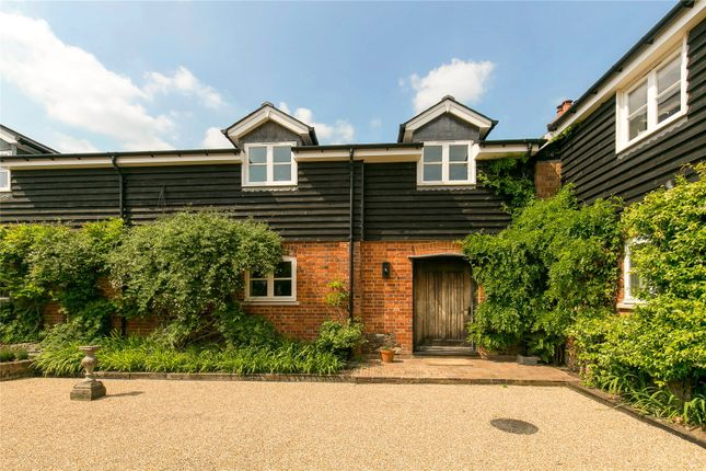 Thumbnail Terraced house for sale in Bluebell Farm, Church Street, Sevenoaks, Kent
