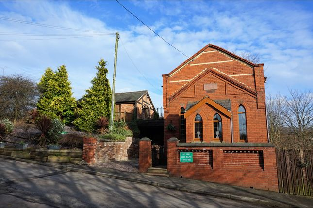 Thumbnail Detached house for sale in Cholmondeley Road, Runcorn