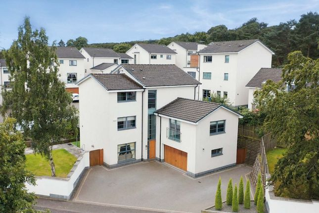 Detached house for sale in Canniesburn Drive, Bearsden, East Dunbartonshire