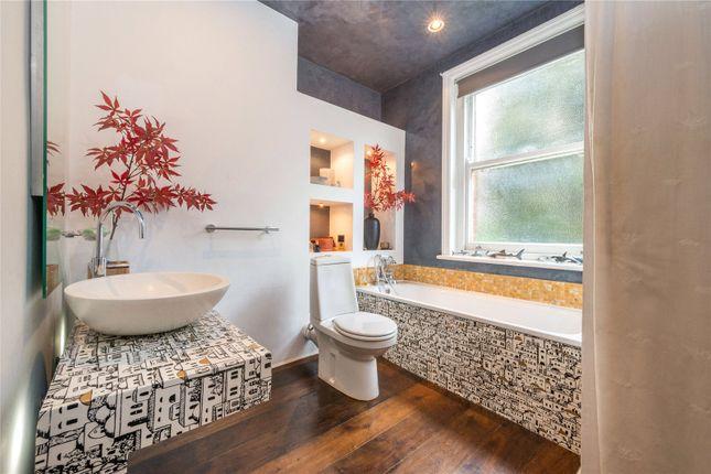 Bathroom of Frognal Lane, Hampstead, London NW3