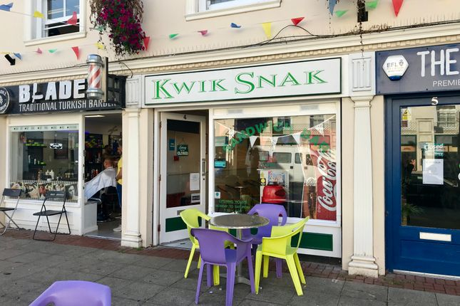 Restaurant/cafe for sale in Portland Road, Worthing