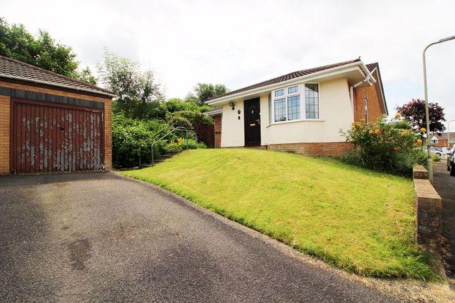 Thumbnail Detached bungalow for sale in Brynderwen, Cilfynydd, Pontypridd