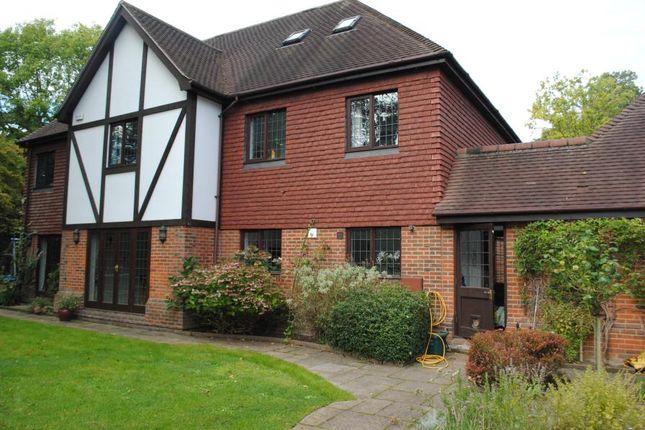 Thumbnail Detached house to rent in Hook Heath Road, Hook Heath, Woking