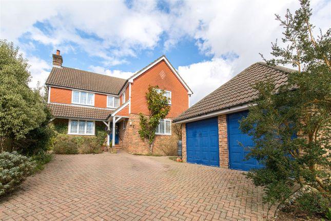Thumbnail Detached house for sale in Beechwood Lane, Heathfield