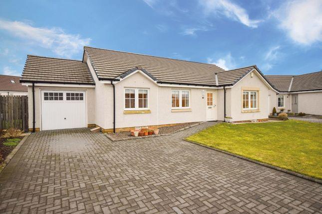 Thumbnail Bungalow for sale in Levenbridge Place, Kinross, Kinrosshire