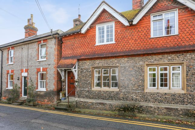 Thumbnail Terraced house for sale in Church Street, Hungerford