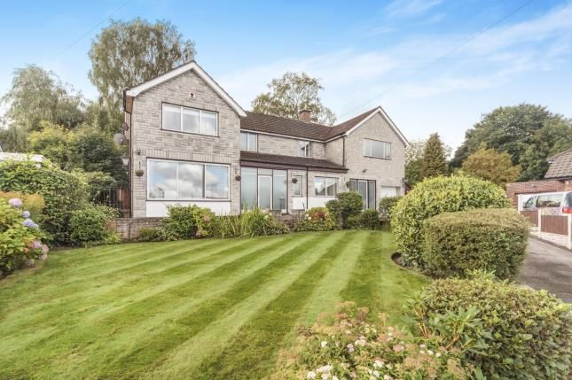 Thumbnail Detached house for sale in The Meadows, Rainhill, Merseyside