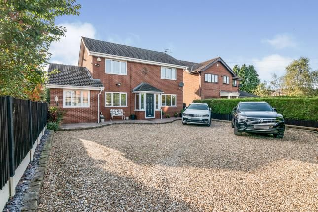 Thumbnail Detached house for sale in New Field Court, Westhoughton, Bolton, Greater Manchester