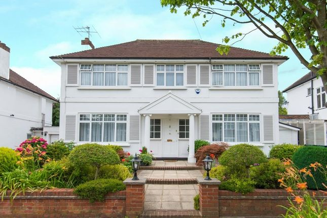 Thumbnail Detached house for sale in Rowben Close, Totteridge