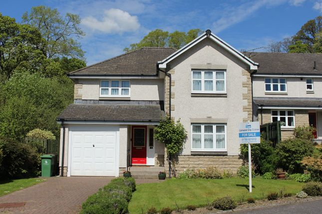 Thumbnail Detached house for sale in Ledcameroch Gardens, Dunblane
