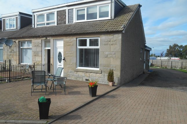 Thumbnail End terrace house for sale in Strutherhill, Larkhall