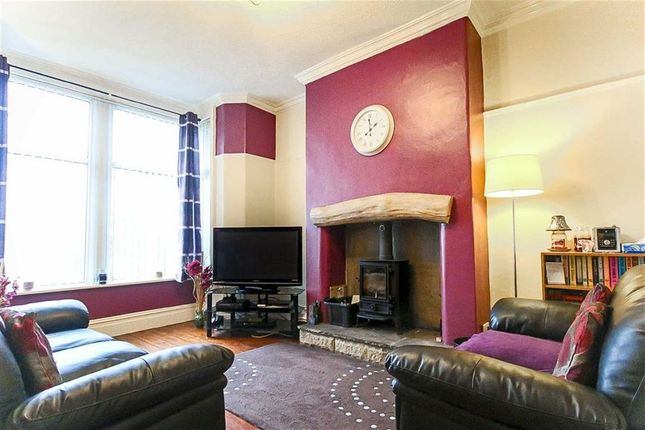 Thumbnail Terraced house for sale in Newton Street, Burnley, Lancashire
