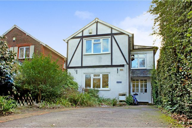 Thumbnail Detached house for sale in Horsell Birch, Woking