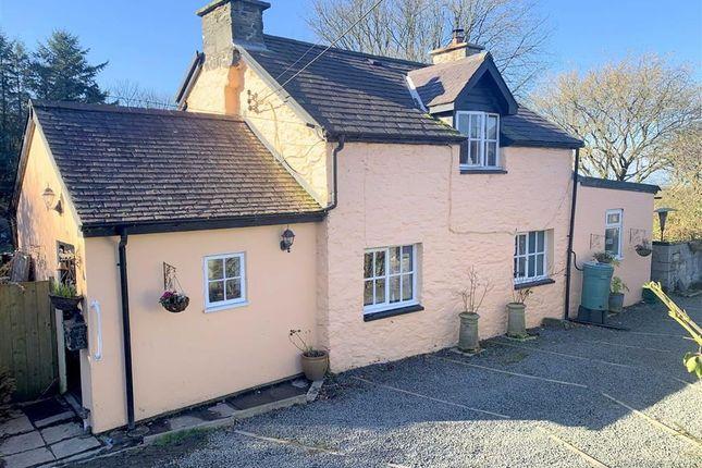 Thumbnail Cottage for sale in Cross Inn, Llanon, Ceredigion