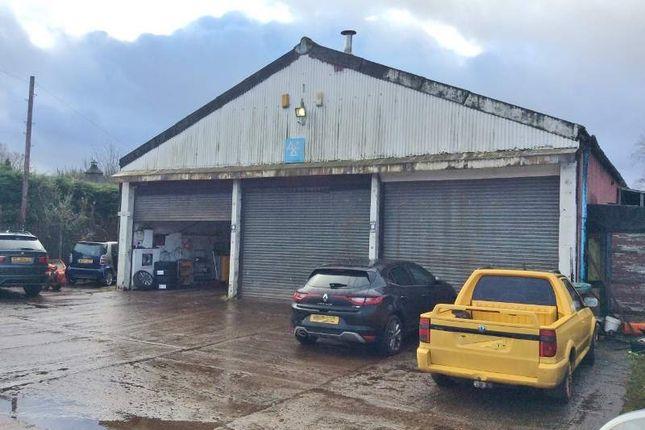 Parking/garage for sale in Eldrick Avenue, Fauldhouse, Bathgate