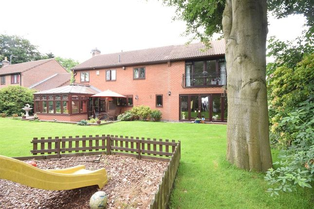 Thumbnail Detached house for sale in Maple Tree Walk, Littlethorpe, Leicester