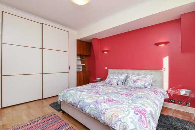 Bedroom One of Circus Road, St John's Wood NW8,