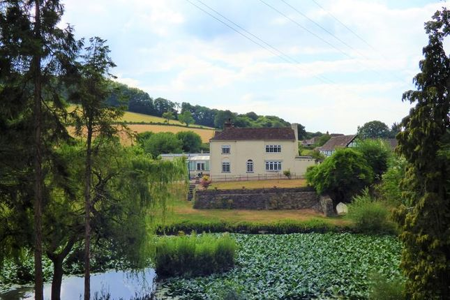 Thumbnail Detached house for sale in Taswold Farm, Malvern Road, Storridge, Malvern, Worcestershire