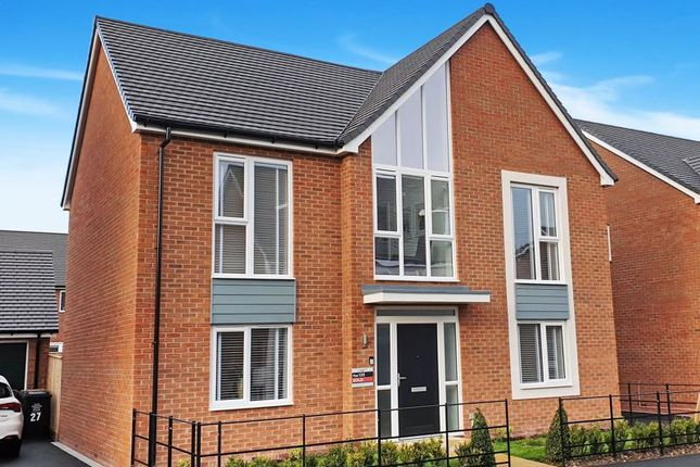 Thumbnail Detached house for sale in Blythe Fields, Uttoxeter Road, Stoke-On-Trent